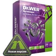 Антивирус Dr.Web, на 36мес.2 лиц (LHW-AK-36M-2-A3) фото