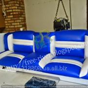Ремонт и пошив сидений для водного транспорта фото