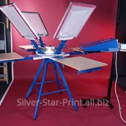 Оборудование для шелкографии фото