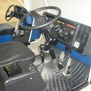 Автомобильный тренажерный комплекс. фото
