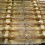 Пошив меховых покрывал, изделий из меха фото