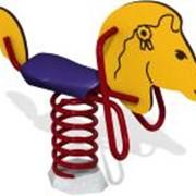 Игрушки на пружинах для детских площадок фото