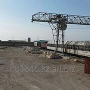 ЖД тупик в Актау фото