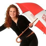 Печать на зонтах фото