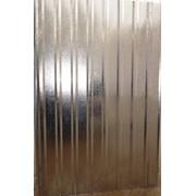 Профнастил оцинкованный 2м Х0,95м 1.9 м.кв фото
