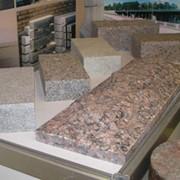 Плиты гранитные облицовочные (термообработанные, шлифованные, полированные) фото