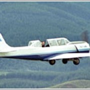 Самолет Як-52М фото