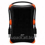 Жесткий диск SILICON POWER Armor A30 500 GB USB 3.0 Black (SP500GBPHDA30S3K) 6081968 фото