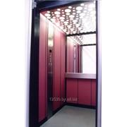 Изготовление потолочных панелей лифтов из нержавеющей стали фото