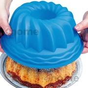 Силиконовая форма для кекса фото