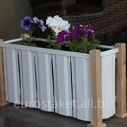 Оригинальная подставка для вазонов с цветами ЕВРОШТАКЕТ® фото