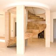 Строительство лестниц фото
