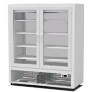 Холодильный шкаф низкотемпературный ШНУП1ТУ-1,4С (стеклянные двери) фото