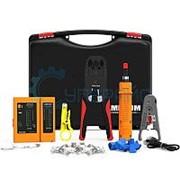 Набор инструментов Ampcom 388 для сетевого оборудования фото