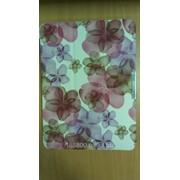 Чехол книжка подставка MoKo UltraSlim для Samsung Galaxy Tab 4 10.1 T530/T531 Floral Purple фото