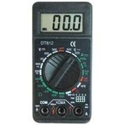 Мультиметр Hindar Electronics DT812 фото