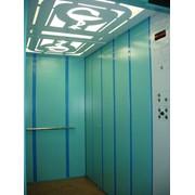 Больничный лифт (вариант отделки) фото
