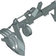 Скоба викопочна СВС-1 фото