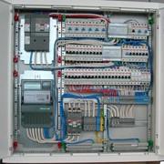 Сборка электрических щитов фото