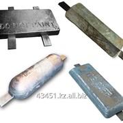 Цинковые протектор, анод фото