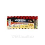 Батарейки CAMELION Plus Alkaline LR03-SP10-DA фото