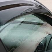 Дефлектор окон черный по 3 компл в упаковке Kyoung Dong, кросс_номер 93743911 фото