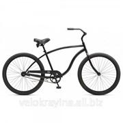 "Велосипед 26"" Schwinn Cruiser S1 2016 black SKD-99-60 фото"