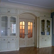 Двери, лестницы, интерьеры из массива фото