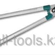 Сучкорез Raco с алюмини евыми ручками, 2-рычажный, с упорной пластиной, рез до 40мм, 800мм Код:4214-53/271 фото