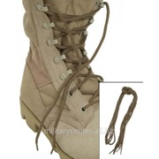 Шнурки 140см койот Sturm Mil-Tec фото