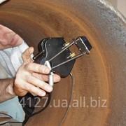 Приборы контроля качества поверхностей газопроводных труб. Минипрофилометры, диапрофилометры, диатвердопрофилометры. Разработка, изготовление. фото