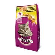 РАЗВЕС Whiskas 5кг Сухой корм для взрослых кошек от 1 года Курица и индейка фото
