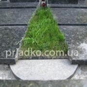 Цоколь на могилу Киев фото
