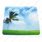 Коврик для мышки с пейзажем пляжа фото