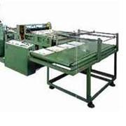 Машины для производства пакетов из рукавной пленки фото