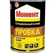 Клей Момент ПРОБКА 1л (Henkel) фото