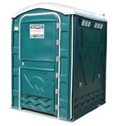 Краткосрочная аренда туалетной кабины Poly Portables Boudoir фото