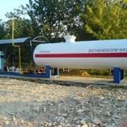 Газовый модуль - заправка фото