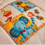 Детское одеяло - пэчворк ручная работа в ассортименте. г. Житомир фото