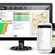 GPS мониторинг обслуживание трекеров фото