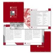 Годовой отчет - многостраничное издание, содержащее информацию об основных финансовых показателях предприятия или фирмы за определенный период. Печатается на высококачественной (часто дизайнерской) бумаге фото