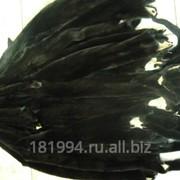 Норка черная вельвет фото