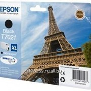 Картридж Epson Black для WP-4000/5000 series XL 2 4k черный фото