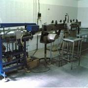 Этикетировочные автоматы для консервации, Этикетировочный автомат Б4-КЭТ -2М , Маркератор Домино А-1 фото