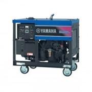 Генератор дизельный Yamaha EDL11000E фото