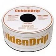 Капельная лента,GoldenDrip 15 милс, 30см, 1.75л/ч, Бухта 1000м фото