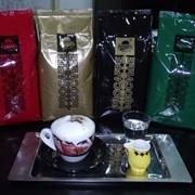 Натуральный кофе в зернах Procaffe золотая линия (1000гр). фото