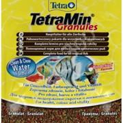 Гранулы универсальный корм 15 г Tetra Min фото