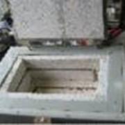 Лабораторная печь с верхней загрузкой фото
