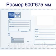 Почтовый пакет Почта России 600х675 мм фото